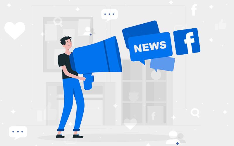 فيسبوك يدخل عالم الأخبار