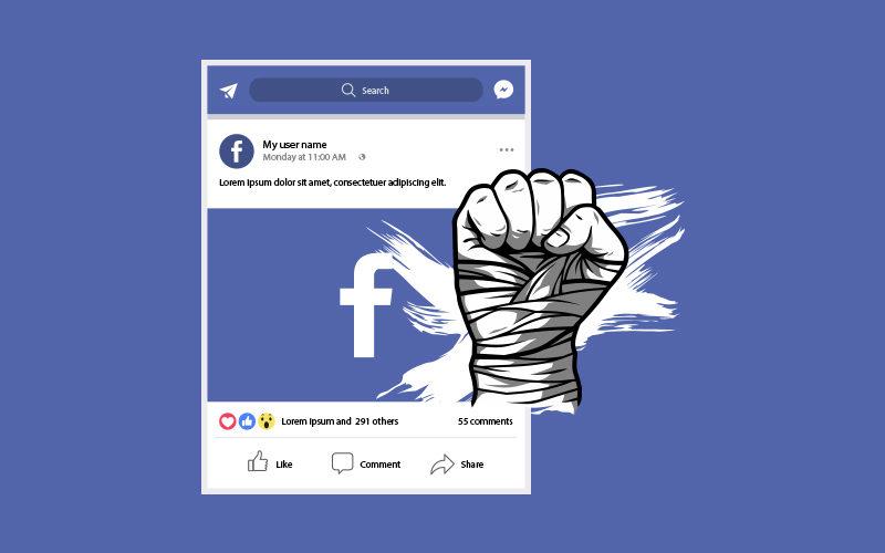 فيسبوك يحارب التلاعب على منصته