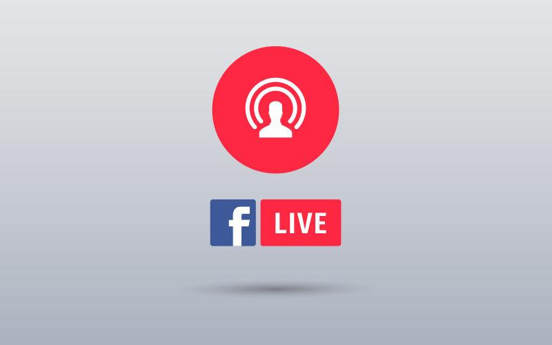 فيسبوك يدعم فيديوهات البث المباشر للاعبين من خلال النجوم