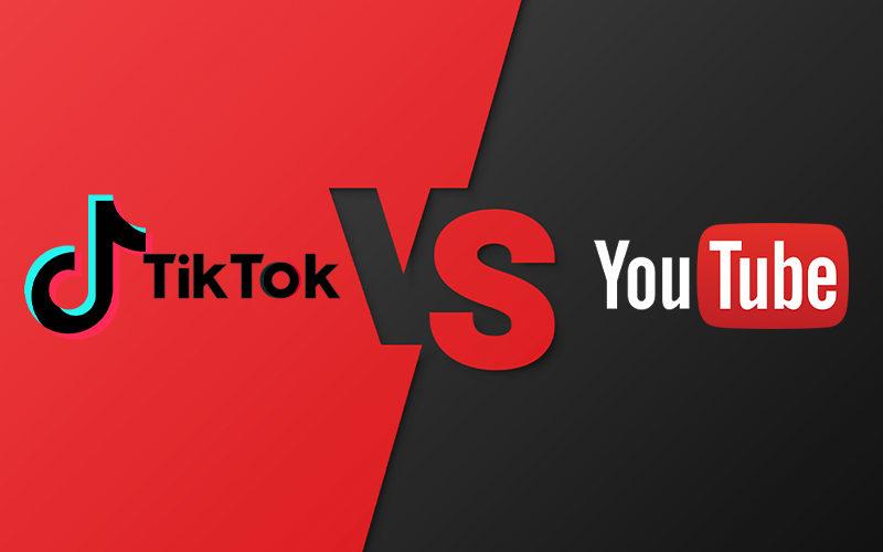 يوتيوب يدخل المنافسة مع تيك توك
