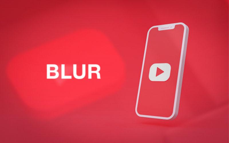 التغبيش-blur أكثر سهولة ..تحديث جديد من استديو يوتيوب