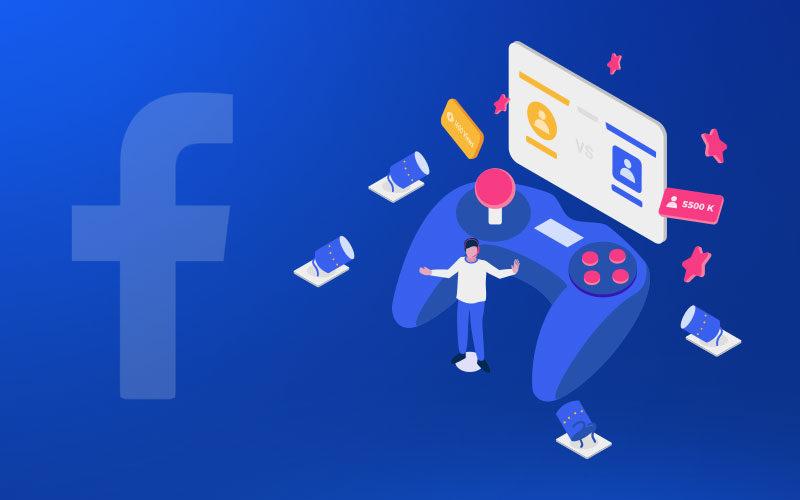 فيسبوك وخطوة جديدة في عالم الألعاب